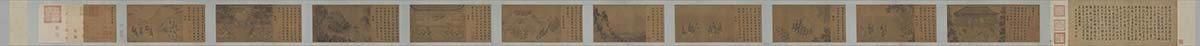 103-周颂清庙之什图-宋-宋高宗书马和之画