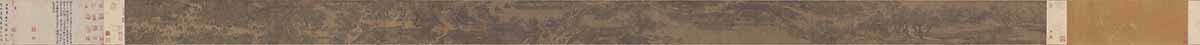 北宋-张择端 清明上河图+绢本设色24.8x528.7(旧版)