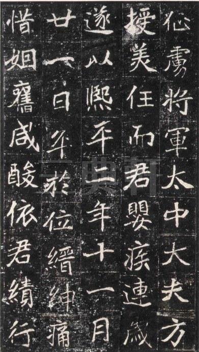崔敬邕墓志3146作品欣赏
