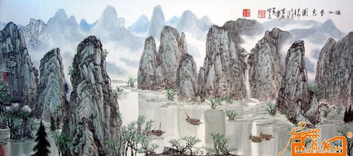 刘增良-作品18作品欣赏