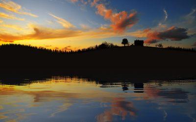0363_高清自然风景装饰喷绘素材jpg格式_自然风景背景图__43