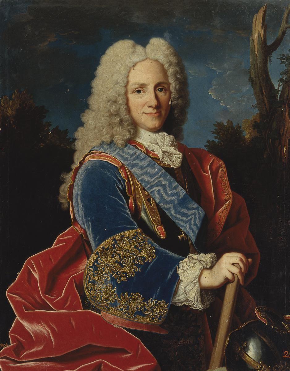 0867_mh-b17-19世纪欧洲宫廷油画图集图片