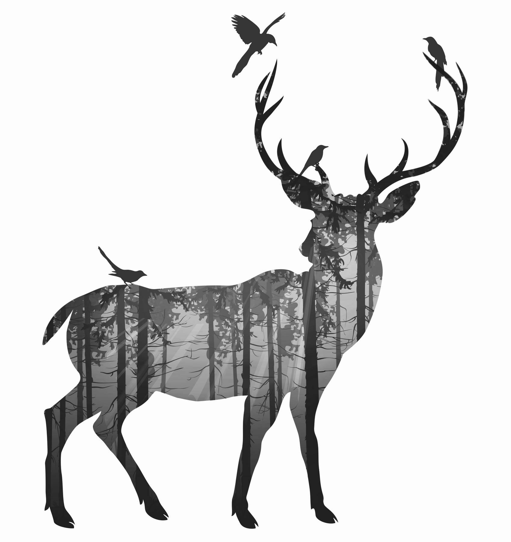 0013_装饰画麋鹿高清图_0x0PX_JPG_300DPI_0