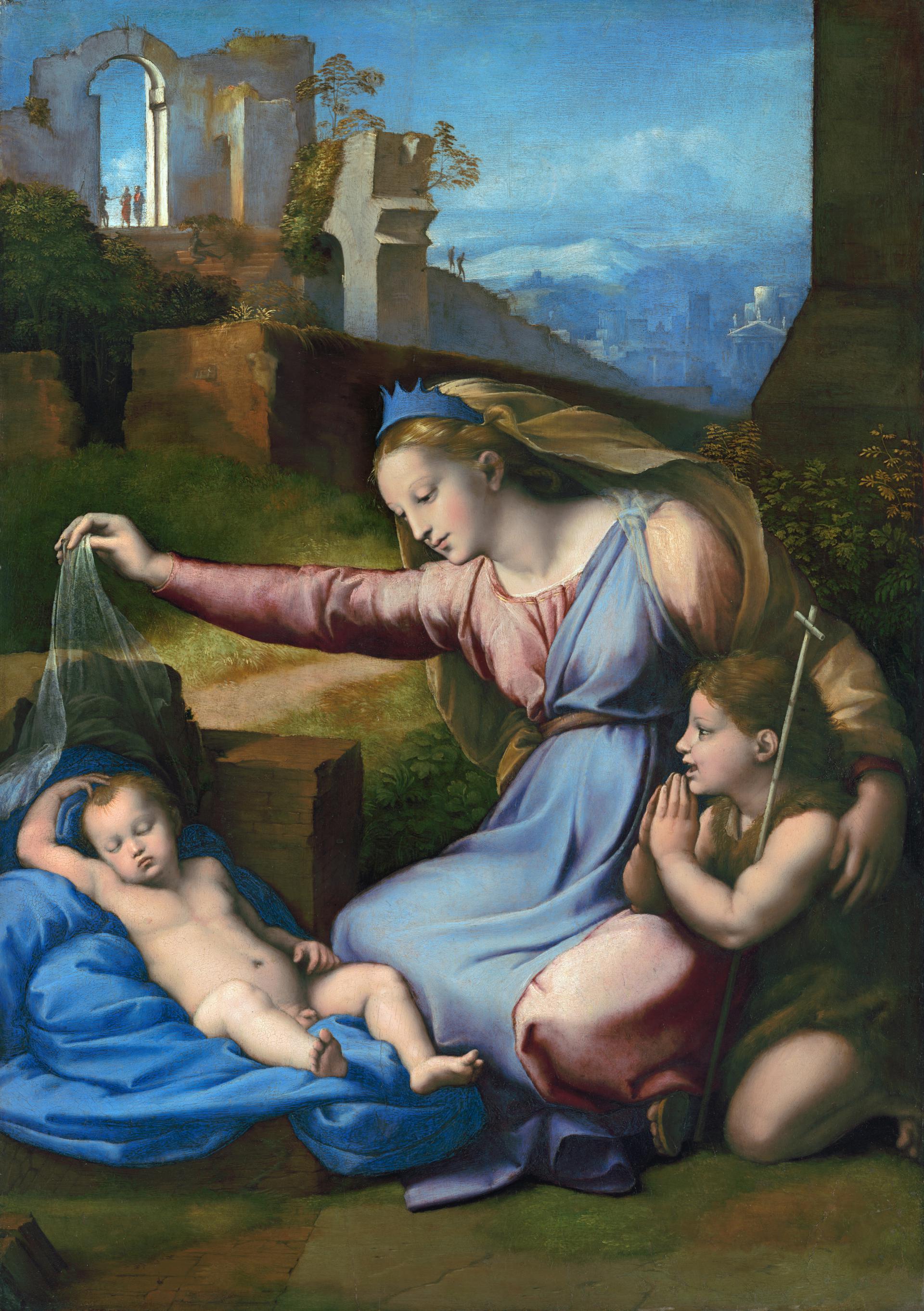 0060_拉斐尔绘画作品集油画专辑TIF-Raffaello-Sanzio-63_8457x12000PX_TIF_72DPI_297_0