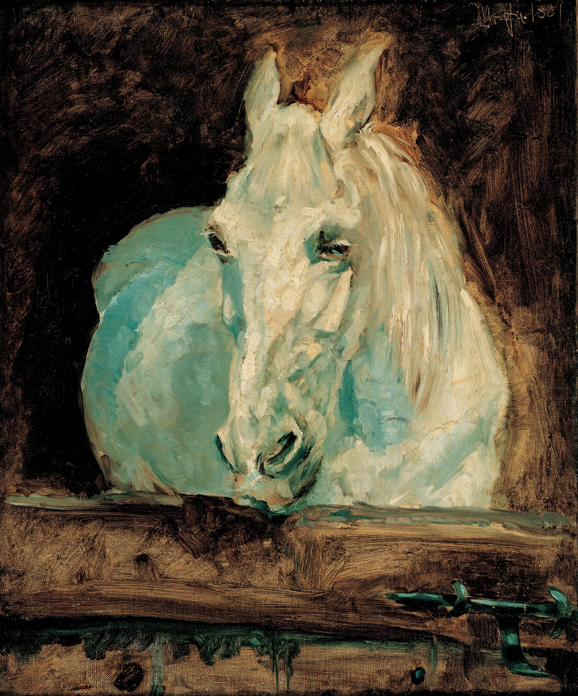 0052_亨利德图卢兹罗特列克_Henri Toulouse Lautrec 1864 - 1901 French-The White Horse Gaz_1819x2189PX_TIF_97DPI_11_0
