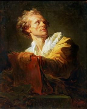 0026_弗拉戈纳_Fragonard  Jean-Honore —— Portrait d un jeune artiste-Portrait of a young artist_3201x4018PX_TIF_72DPI_37_0